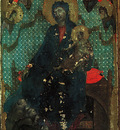 Duccio The Madonna of the Franciscans, 1287 88, panel painti