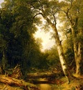 Durand, Asher B A Stream in the Wood end