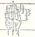 DURER HAND, DRAWING