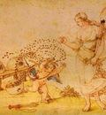 Albrecht Durer Cupid the Honey Thief