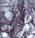 Albrecht Durer Melencolia I