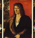 Albrecht Durer Portrait of Oswolt Krel