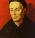 Albrecht Durer Portrait of a Man