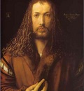 albrecht durer self portrait at