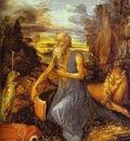 Albrecht Durer St  Jerome in the Wilderness