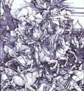 Albrecht Durer The Four Horsemen of the Apocalypse