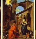 Albrecht Durer The Paumgartner Altarpiece