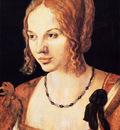 Durer Albrecht Young Venetian Woman