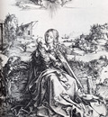Durer The Virgin With The Dragonfly