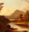 Durrie George Henry Autumn Landscape