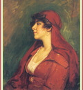DuveneckFrank LadyinRed We
