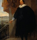 Dyck Anthony van Nicolaes van der Borght Merchant of Antwerp