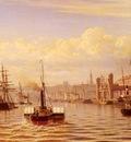 Eckardt Christian Shipping On The River Tyne Newcastle