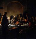 Eeckhout van den Gerbrandt The last supper Sun
