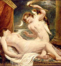 Etty William Cupid and Psyche