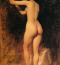 Etty William Nude Study