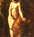 Etty William The Bather