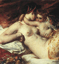 Etty William Venus and Cupid
