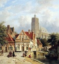 Eversen Adrianus View in Brielle Sun