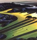 bs Eyvind Earle Silent Meadow