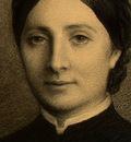 Fantin Latour Madame Ditte 1867 detail1