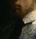 Fantin Latour Self Portrait 1858 detail2