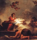 Fragonard Adoration of the Shepherds