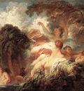 Fragonard The Bathers