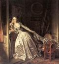 Fragonard The Stolen Kiss