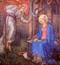 Frampton Edward Reginald The Annunciation