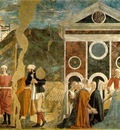 Piero della Francesca Discovery and Proof of the True Cross,