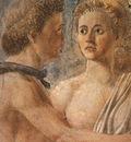 Piero della Francesca The Arezzo Cycle Death of Adam detail [02]