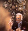 QMan FKF AHSI 1786 Time Keeper