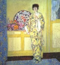 frieseke the yellow room c1913