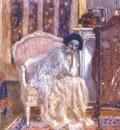 frieseke woman in boudoir c1914