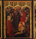 Froment Nicolas Resurrection Of Lazarus Triptych