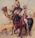 The Arab Caravan