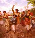 Gabrini Pietro A Spring Festival