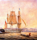 MPA Frederick Garling H M S Success, 1849 sqs