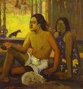 Gauguin Eiaha Ohipa Not Working