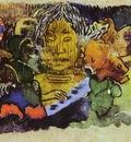 Gauguin Musique Barbare