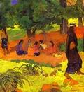 Gauguin Taperaa Mahana
