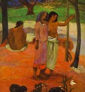 Gauguin The Call