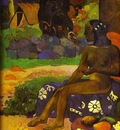 Gauguin Vairaumati Tei Oa Her Name Is Vairaumati