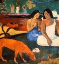 gauguin arearea