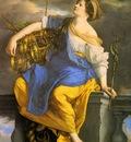 Gentileschi, Orazio Orazio Lomi, Italian, approx  1563 1639 ogentileschi4