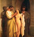 Gerome Jean Leon Achat D Une Esclave