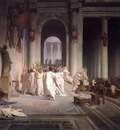 Gerome Jean Leon The Death of Caesar