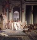 Gerome Jean Leon The Death of Caesar