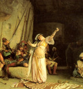 The Dance of the Almeh